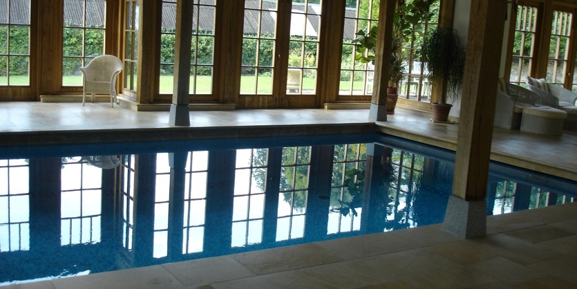 Indoor Swimming Pool Construction Molland Pools Limited